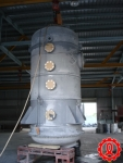 Exhaust Gas Treatment System - Waste Water Plant